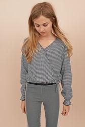 Легкие блузочки для школы и не только, 5-13 лет