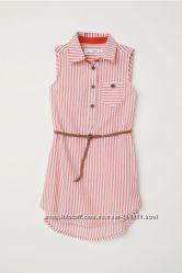 Разные фирменные летние платья от 2 до 14