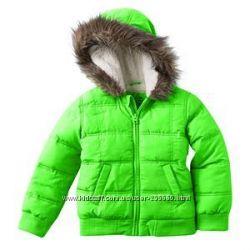 Шикарная курточка для девочки 4-5л, 110-116. Америка