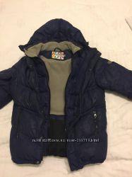 Куртка для мальчика зимняя пуховая Snowimage Junior 128см