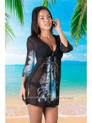 Шикарные пляжные туники. 26 июля заказ