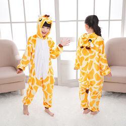Кигуруми Жираф. На рост от 115 до 145 см