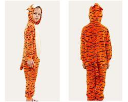 Кигуруми Тигр. На рост от 115 до 145 см