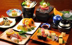 Все продукты для суши и всей японской кухни