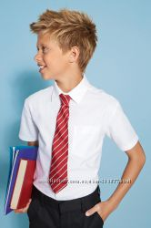 Школьные рубашки Next, George для мальчиков