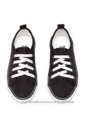 Кеды, слипоны H&M для мальчиков. Размеры от 13, 3 см до 24 см
