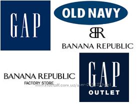 Old Navy, GAP, 6pm, Amazon, Gapfaktory, Crocs, Puma, Америка