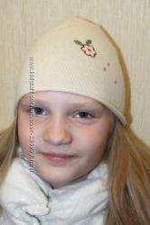 Benetton шапка 7-10лет