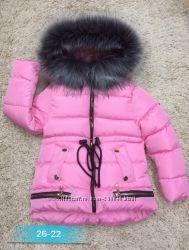 Верхняя одежда детская и подростковая куртки, парки, комбинезоны