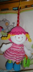 Игрушка-подвеска кукла Джулия