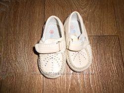 Первые туфельки