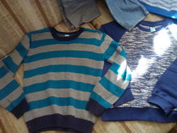 Пуловеры на 8-9 лет