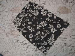 Идеальная красивая льняная юбка Next, р. 12, пот-39, поб-49, дл-62, по низу-54, ст