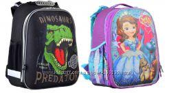 Ортопедические рюкзаки 1 Вересня в ассортименте для девочек и мальчиков
