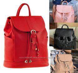 Стильный женский кожаный рюкзак ТМ BlankNote