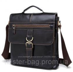 66055b87522e Мужская кожаная сумка ручной работы, 1640 грн. Мужские сумки ...