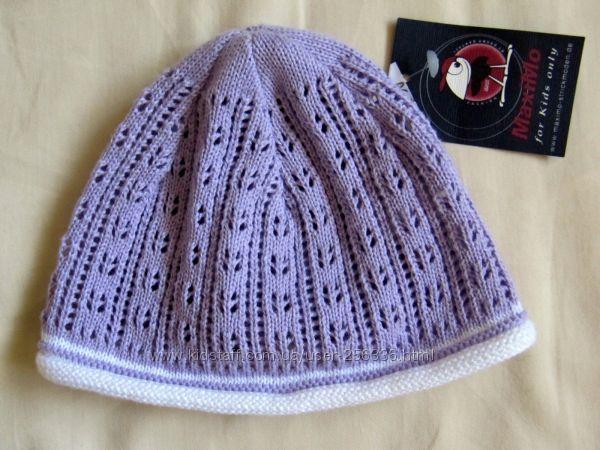 Новая ажурная немецкая шапочка MaxiMo