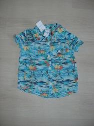 Рубашка на12-18месяцев Primark новая