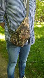 Ежедневная сумка плечевая тактическая слинг на грудь плече сумка-рюкзак