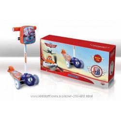 Самокат Disney Marvel Fairies 3-колесный код SD0115, SD0110