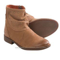 Кожаные ботинки Kickers, 28 размер, 18 см стелька