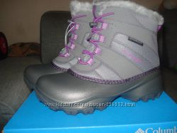 Columbia Youth Rope Tow I Waterproof Winter Boot 32, 33, 34 размер