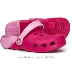 Crocs Electro Clogs For Girls с11 с12 с13 j1 j2 j3