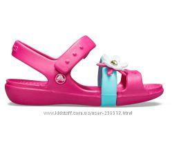 Crocs Keeley Charm Sandal c12-c13 р. 29-31