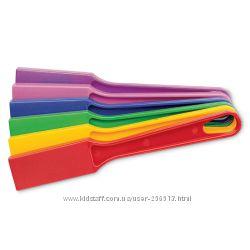 магнитный жезл Learning Resources и  магнитые фишки 6 цветов