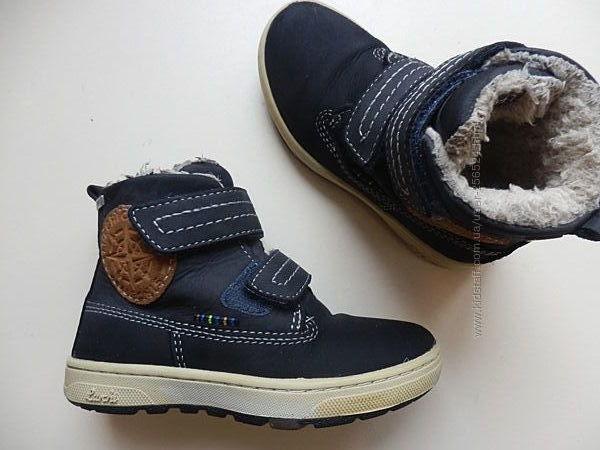 зимние ботинки Salamander 25р