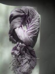 шарфы, платки от 60р