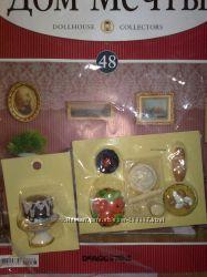 Дом мечты Кукольная мебель Разная