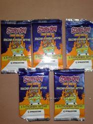 Карточки Скуби-Ду Scooby-Doo 5 упаковок