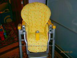 Чехлы на стульчики для кормления ткань плащевка