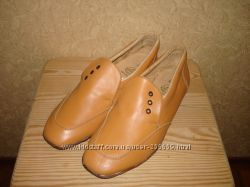 Ботинки мягкая кожа р. 39