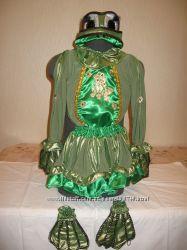 прокат  костюма лягушки