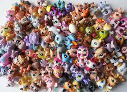 Littlest Pet Shop фигурки б-у оригинал Hasbro. Скидки