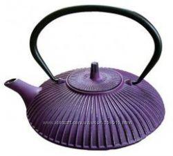 Чайник чугунный в японском стиле