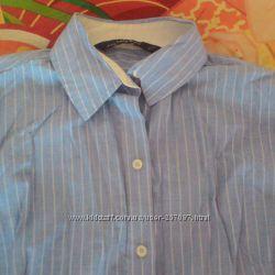 Фирменная рубашка ZARA в идеале.