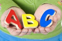 Цікаві заняття з англійськоі мови для дітей від 3 років