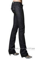 Черные  джинсы США