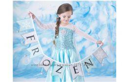 Frozen-платья для вашей принцессы на любой праздник