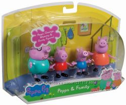 Семья Свинки Пеппи  Fisher-Price