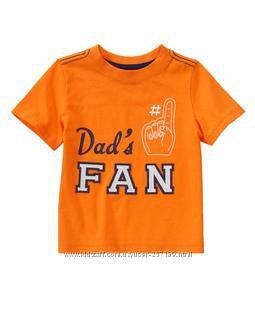 Детская футболки Crazy8 мальчику 24м, 2т, 3т, 4т, 5т крейзи8