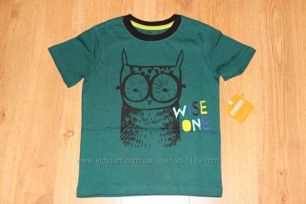 Детская футболка Gymboree мальчику 4т джимбори