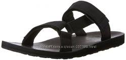 Кожаные мужские сандалии шлепанцы Teva Universal Slide Leather 42 разм