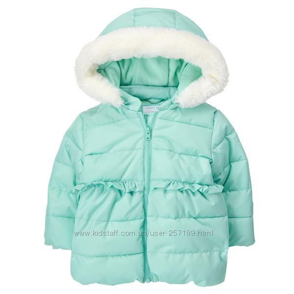 Детская демисезонная куртка Gymboree джимбори 4т.