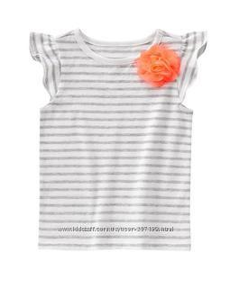 Детская футболка Crazy8 девочке 18-24м крейзи8 новая