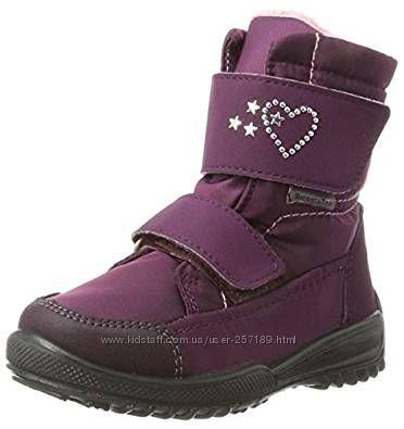 Детские зимние ботинки Ricosta 28 размер