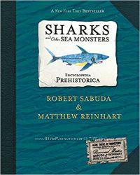 Поп-ап книга Encyclopedia Sharks Robert Sabuda Сабуда Акулы